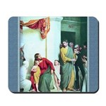 Jesus with the Children - Bloch - Mousepad