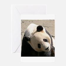 Giant Panda 001 Greeting Cards