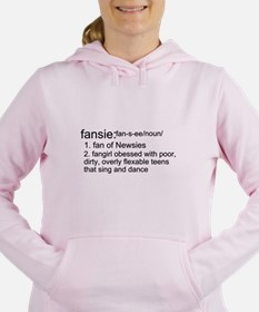 Unique Newsies Women's Hooded Sweatshirt