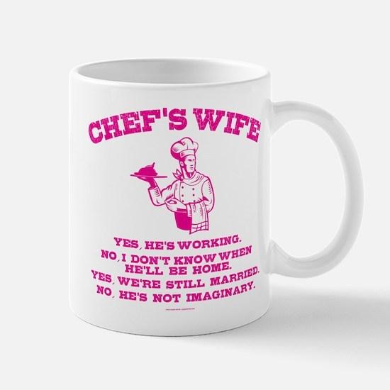 Chef's Wife Mugs