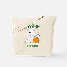 Trevor Peek A Boo Halloween G Tote Bag
