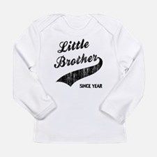 Big Brother Little Brot Long Sleeve Infant T-Shirt