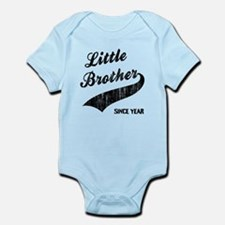 Big Brother Little Brother Since Y Infant Bodysuit