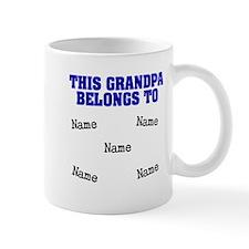 This grandpa belongs to Small Mug