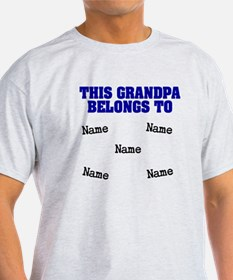 This grandpa belongs to T-Shirt