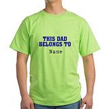 Dad Green T-Shirt