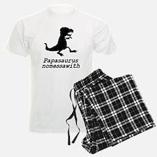 Papasaurus nomessawith Pajamas