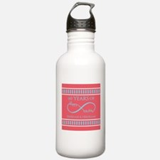 Personalized 60th Anni Water Bottle