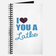 A Latke Journal