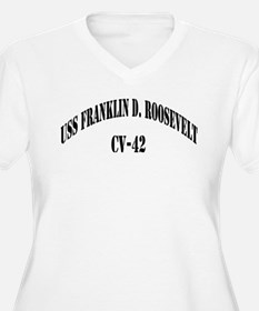 USS FRANKLIN D. R T-Shirt