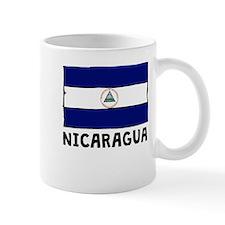 Nicaragua Flag Mugs