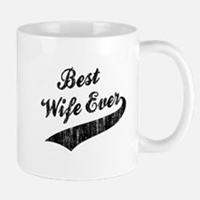 Best wife husband ever Mug