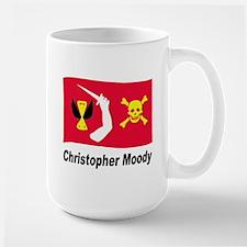 Pirate Flag - Christopher Moody Mug