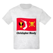 Pirate Flag - Christopher Moody T-Shirt