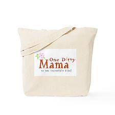 Ditsy Moma Tote Bag