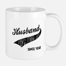 Husband Since year Mug