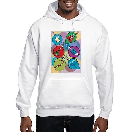 Interfaith Ornaments Hooded Sweatshirt