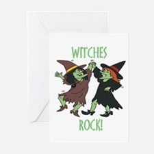 Witches Rock Greeting Cards (Pk of 20)