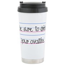 Sure Stainless Steel Travel Mug
