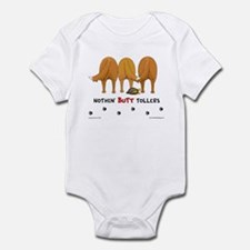 Nothin' Butt Tollers Infant Bodysuit