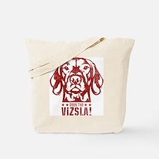 Obey the VIZSLA! Big Brother Tote Bag