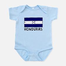 Honduras Flag Body Suit