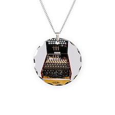 the enigma machine Necklace