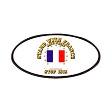 Stand with France Patch