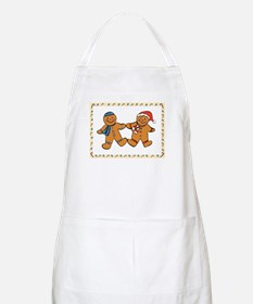 Interfaith Gingerbread Cookie BBQ Apron