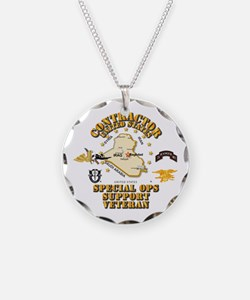 Contractor - Special Ops Sp Necklace