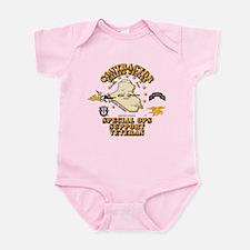 Contractor - Special Ops Spt Vet Infant Bodysuit