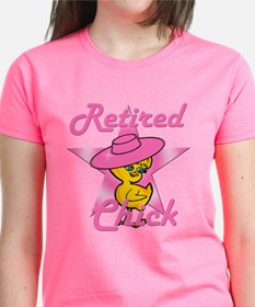 Retired Chick #8 Tee
