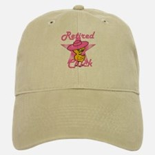 Retired Chick #8 Baseball Baseball Cap