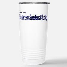 Funny Economics Travel Mug