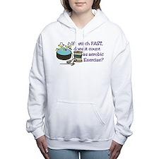 Unique Needles Women's Hooded Sweatshirt