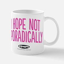 Sporadically Mug