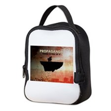 Obama Is Full of Propaganda Neoprene Lunch Bag