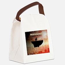 Obama Is Full of Propaganda Canvas Lunch Bag