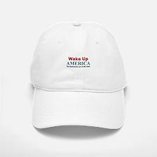 Wake Up AMERICA Baseball Baseball Baseball Cap
