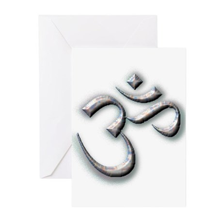 Ohm Greeting Cards (Pk of 10)
