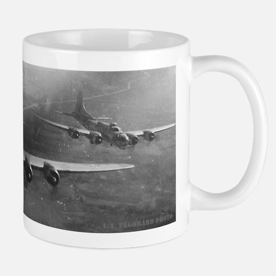Pair of B17 Mighty 8th Bombers Mugs