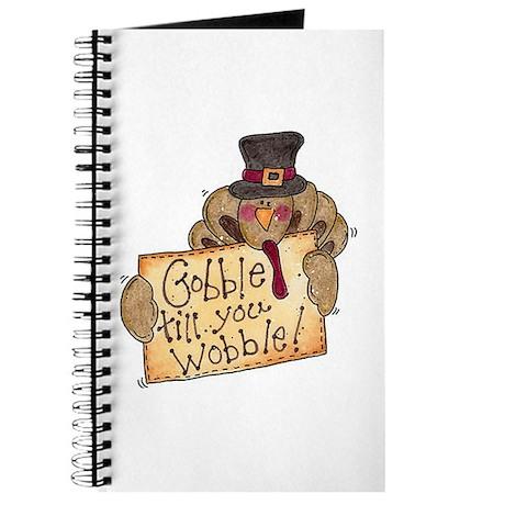 Gobble Wobble Journal