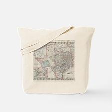 Cute Texas state Tote Bag