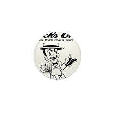 Jack's Grill Mini Button