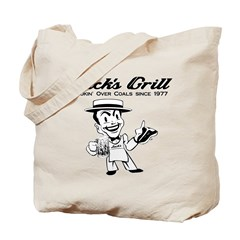 Jack's Grill Tote Bag