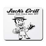 Jack's Grill Mousepad