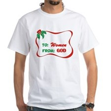 God's Gift To Women Shirt