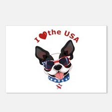 Love for the USA - Postcards (Package of 8)
