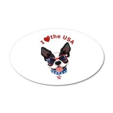 Love for the USA - Wall Decal