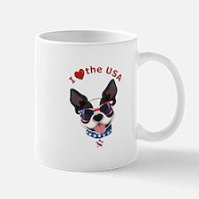 Love for the USA - Mug